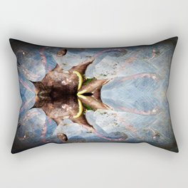 Octopus Oblivion Rectangular Pillow