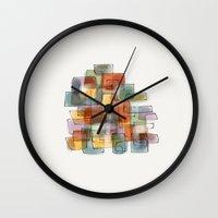 City Wall Clock