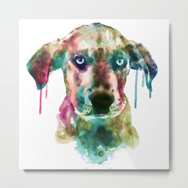 Cute Doggy Metal Print