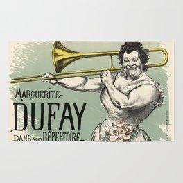 Marguerite Tromboniste Rug