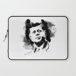 John F. Kennedy JFK Laptop Sleeve