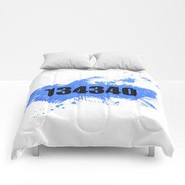 BTS 134340 (Pluto) Comforters