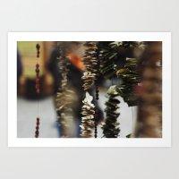 monika strigel Art Prints featuring Monika Dawidowicz 6 by Monika Mo Dawidowicz