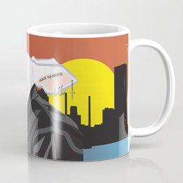 BAD BUN Coffee Mug