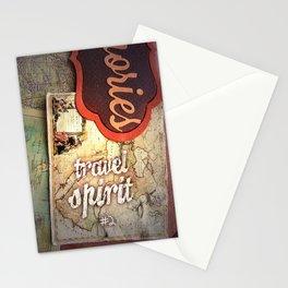 Travel Spirit #2 Stationery Cards