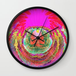 Resonator Wall Clock