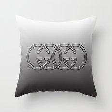AuGi Throw Pillow