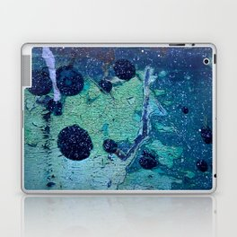 Space and Time Collision Laptop & iPad Skin