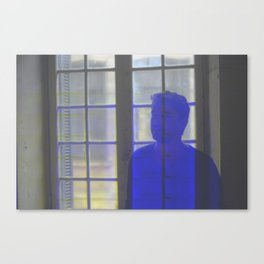 Irrecoverable Fragments - #7 Canvas Print