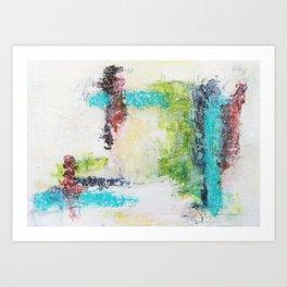 Composición No.1 Art Print