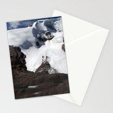 Lakes near Thorung La Stationery Cards