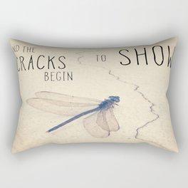 Dragonfly Inspiration Rectangular Pillow