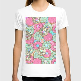 Sweet Donuts Cookies T-shirt