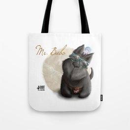 Mr. Bubo Tote Bag