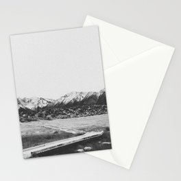 THE MOUNTAINS XIV Stationery Cards