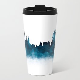 Amsterdam Skyline Travel Mug