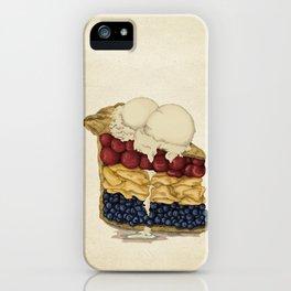 American Pie iPhone Case