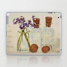 Gardening Note  Laptop & iPad Skin