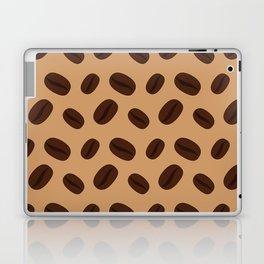 Cool Brown Coffee beans pattern Laptop & iPad Skin