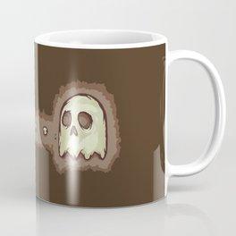 Dead Pac-Man Coffee Mug