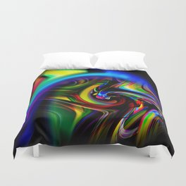 Abstract Perfection 19 Duvet Cover