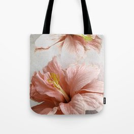 Blossom, Pink Flowers Tote Bag