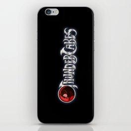 Thundercakes iPhone Skin