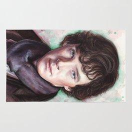 Sherlock Holmes Sherlocked Benedict Cumberbatch Rug