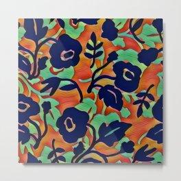 Cool Colors Metal Print