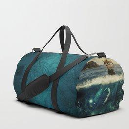 WATER WORLD Duffle Bag