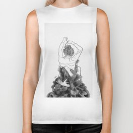 I want to know you little more deep. Biker Tank