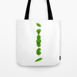 Spora Green Tote Bag