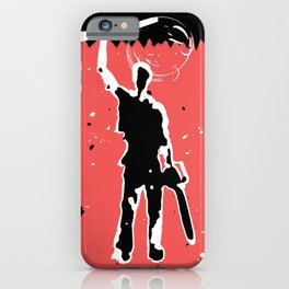 Ash Williams iPhone Case