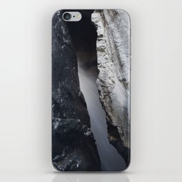 Hidden Water Box Canyon - Ouray, CO iPhone Skin