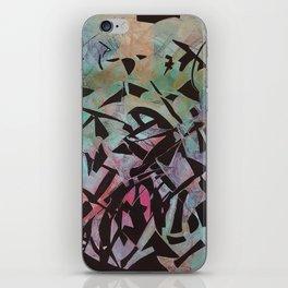 SHATTERED WORLD iPhone Skin