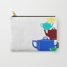 Favoriteware Stacked Pots Carry-All Pouch