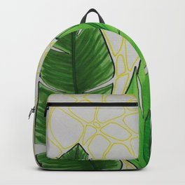 Three Leaves Backpack