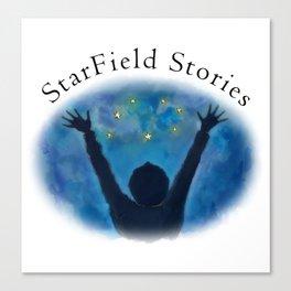 StarField Stories Canvas Print