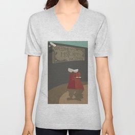 The Handmaid's Tale Poster 1 Unisex V-Neck
