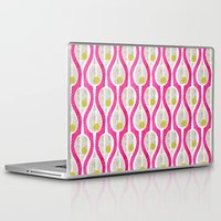 tennis Laptop & iPad Skins featuring tennis by ottomanbrim