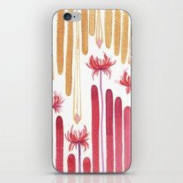 #64. PYNG - Lotuses iPhone Skin