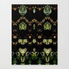 Tree Geometry Canvas Print