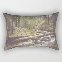 The paths we wander IV Rectangular Pillow