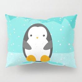 Penguin Pillow Sham