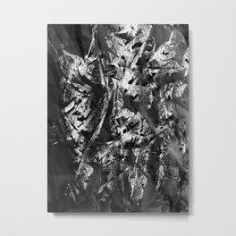 Cocoons Paper Metal Print