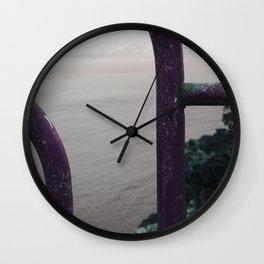 A-traverso Wall Clock