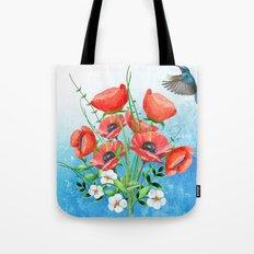 Flowers bouquet #16 Tote Bag