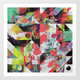 When You Make Something, You Can't Control Its Meaning Art Print