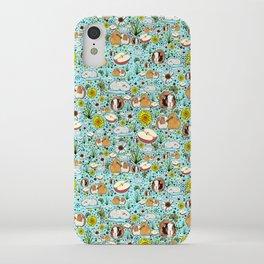 Guinea Pig Love iPhone Case