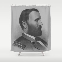 General Grant Shower Curtain